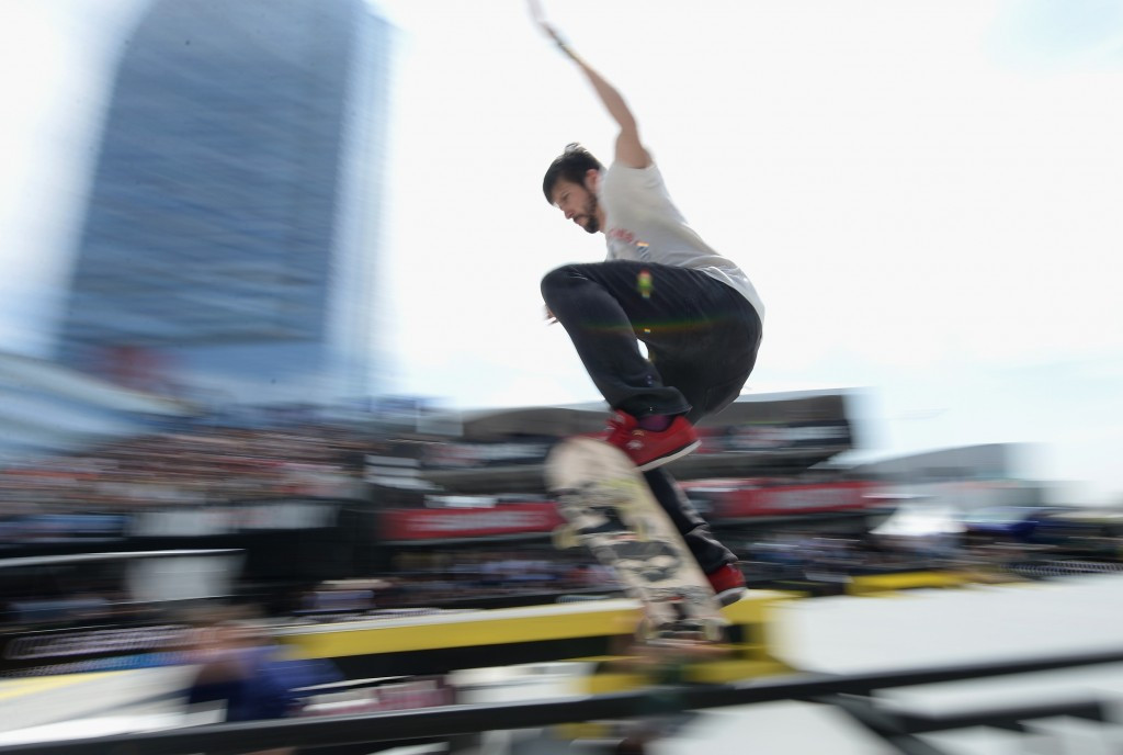 World Skateboarding Federation sue rivals on eve of decision to admit sport into Tokyo 2020